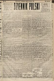 Dziennik Polski. 1895, nr173