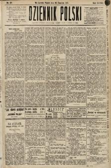 Dziennik Polski. 1895, nr177