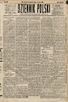 Dziennik Polski. 1895, nr194