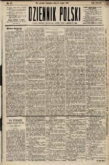 Dziennik Polski. 1895, nr197