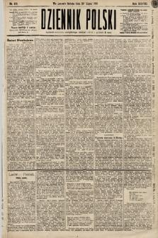Dziennik Polski. 1895, nr199