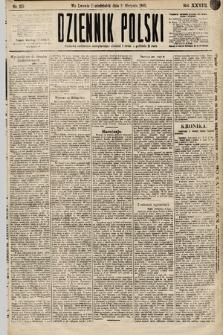 Dziennik Polski. 1895, nr215