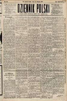 Dziennik Polski. 1895, nr224