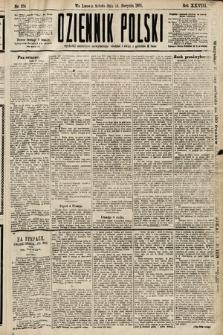 Dziennik Polski. 1895, nr234