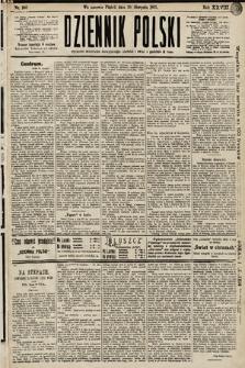 Dziennik Polski. 1895, nr240