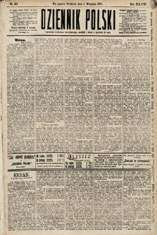 Dziennik Polski. 1895, nr242