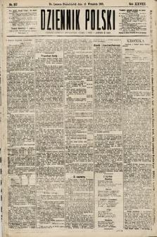 Dziennik Polski. 1895, nr257