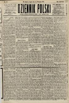 Dziennik Polski. 1895, nr261