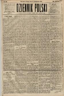Dziennik Polski. 1895, nr286