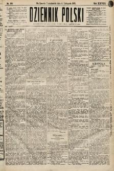 Dziennik Polski. 1895, nr306