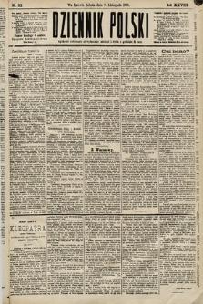 Dziennik Polski. 1895, nr311