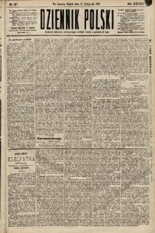 Dziennik Polski. 1895, nr317