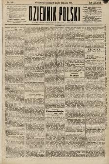 Dziennik Polski. 1895, nr320