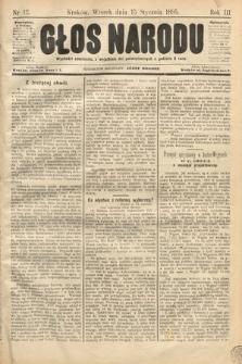 Głos Narodu. 1895, nr12