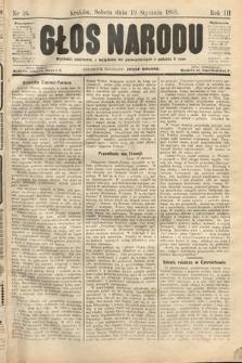 Głos Narodu. 1895, nr16