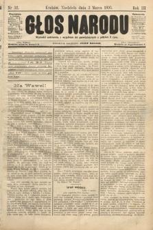 Głos Narodu. 1895, nr52
