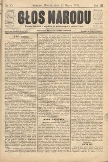 Głos Narodu. 1895, nr65