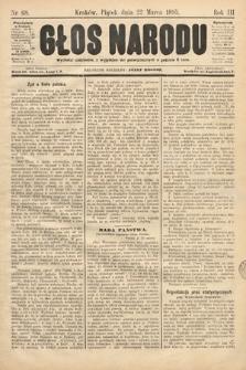 Głos Narodu. 1895, nr68