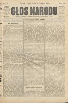 Głos Narodu. 1895, nr79