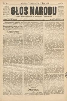 Głos Narodu. 1895, nr101