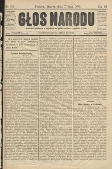 Głos Narodu. 1895, nr105