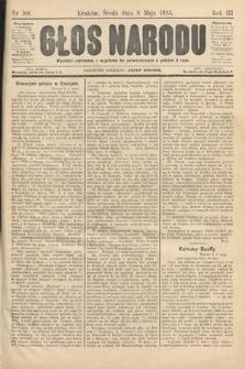 Głos Narodu. 1895, nr106