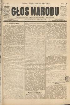 Głos Narodu. 1895, nr107