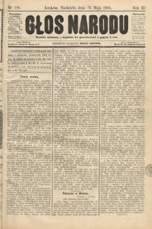 Głos Narodu. 1895, nr120
