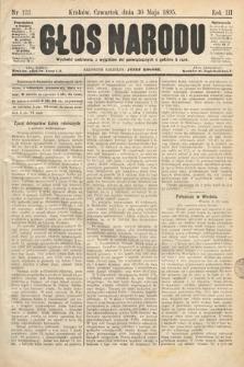 Głos Narodu. 1895, nr123