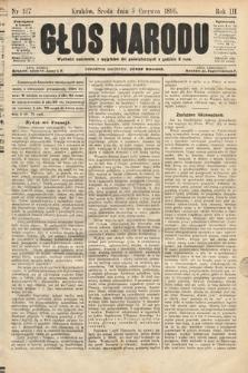 Głos Narodu. 1895, nr127