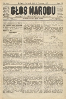 Głos Narodu. 1895, nr128