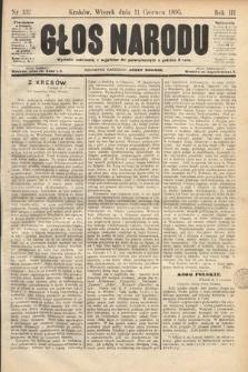 Głos Narodu. 1895, nr132