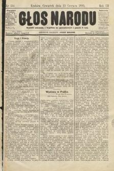 Głos Narodu. 1895, nr134
