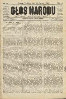 Głos Narodu. 1895, nr136