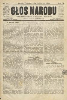 Głos Narodu. 1895, nr139