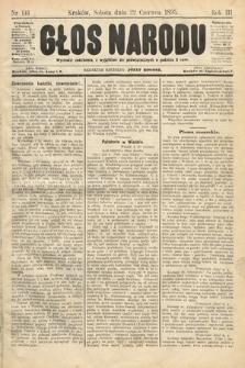 Głos Narodu. 1895, nr141