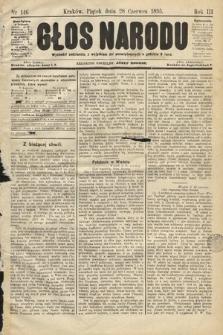 Głos Narodu. 1895, nr146