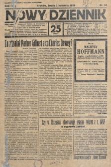 Nowy Dziennik. 1929, nr90
