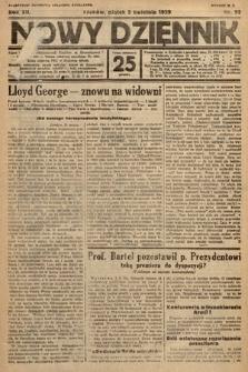 Nowy Dziennik. 1929, nr92