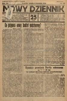 Nowy Dziennik. 1929, nr93