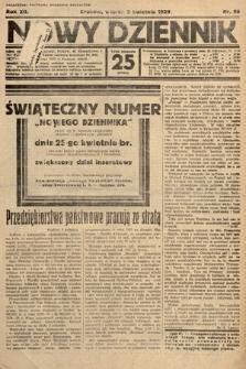 Nowy Dziennik. 1929, nr96