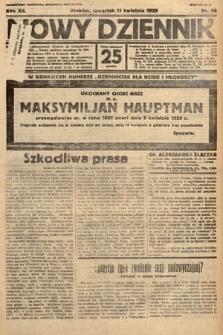 Nowy Dziennik. 1929, nr98