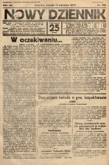 Nowy Dziennik. 1929, nr100