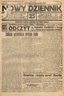 Nowy Dziennik. 1929, nr102