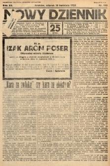 Nowy Dziennik. 1929, nr103