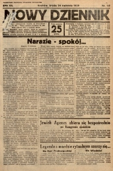 Nowy Dziennik. 1929, nr111