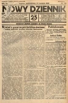 Nowy Dziennik. 1929, nr114