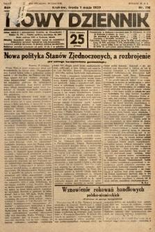 Nowy Dziennik. 1929, nr116