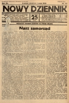 Nowy Dziennik. 1929, nr117