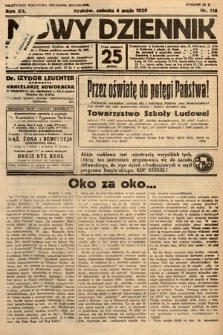 Nowy Dziennik. 1929, nr118